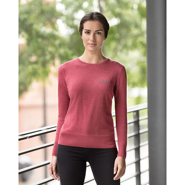 Russell Ladies Crew Pullover